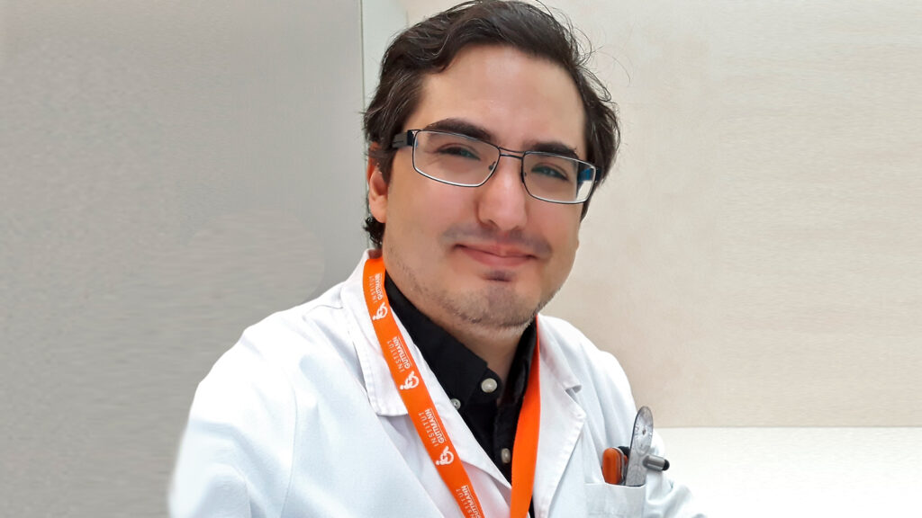 Dr. Edgar Antonio Buloz Osorio